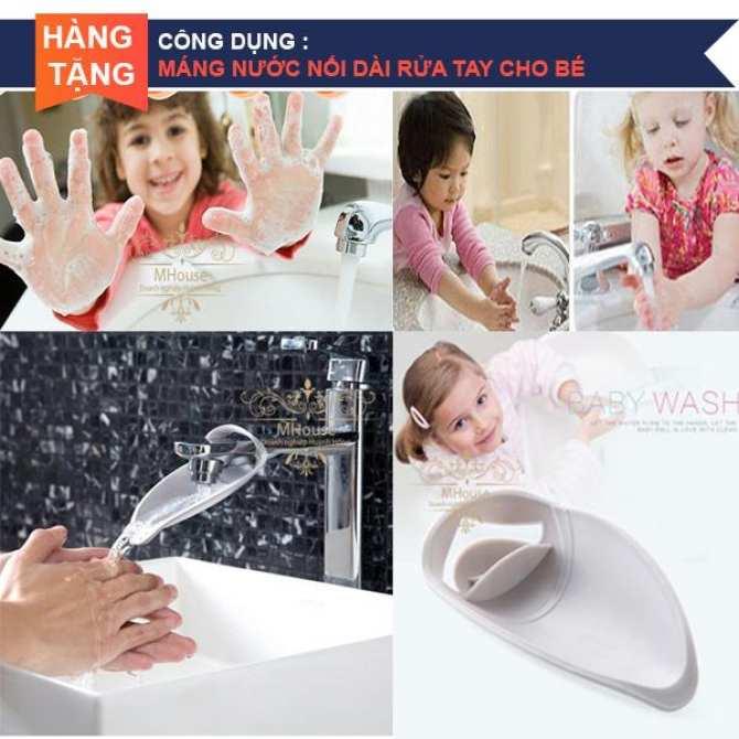 Hình ảnh Phao Bơi Phao Tắm cho bé. Tặng dụng cụ rửa tay cho bé