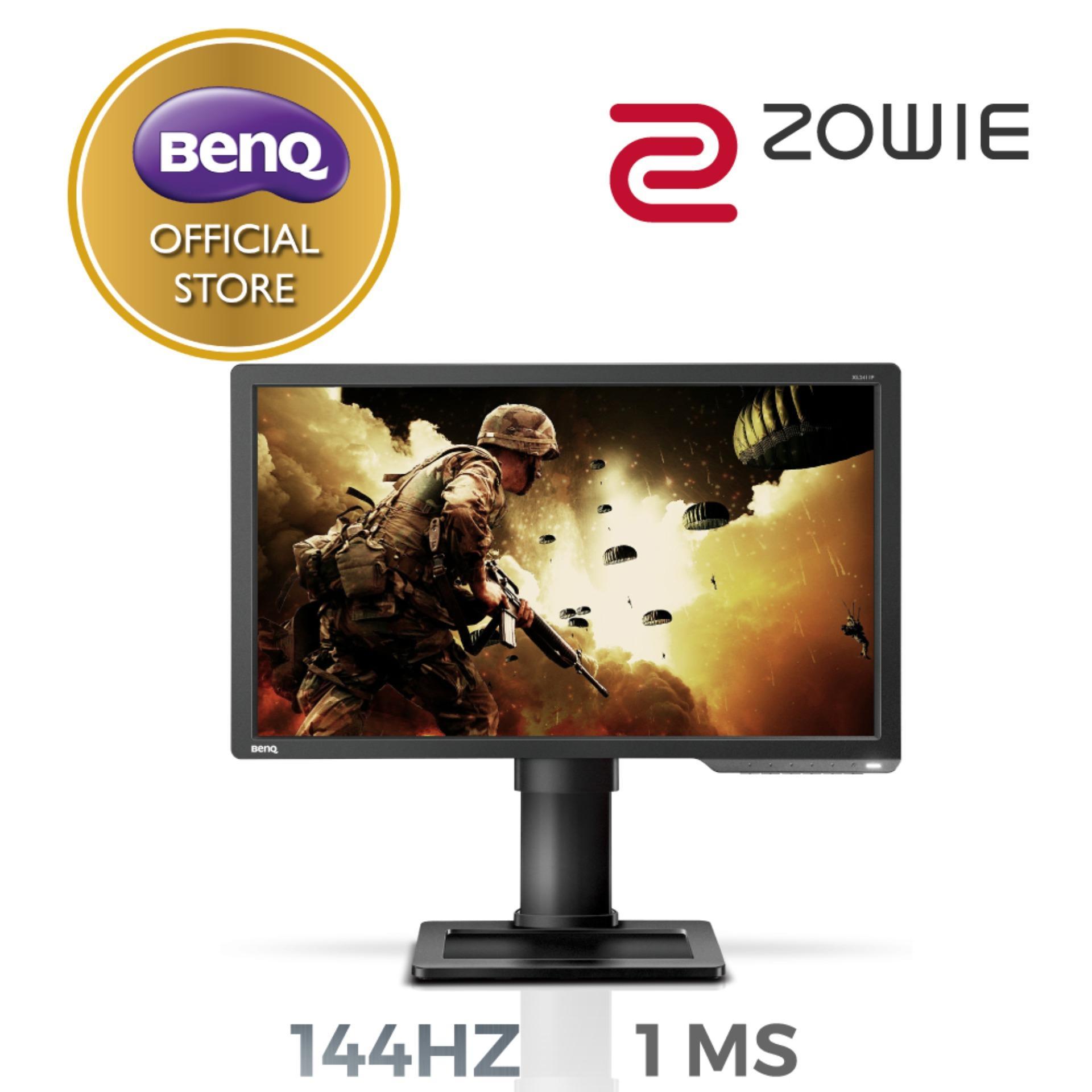 Màn hình máy tính BenQ ZOWIE XL2411 24 inch 144Hz 1ms chuyên eSports Gaming FPS (CSGO, PUBG, ...)