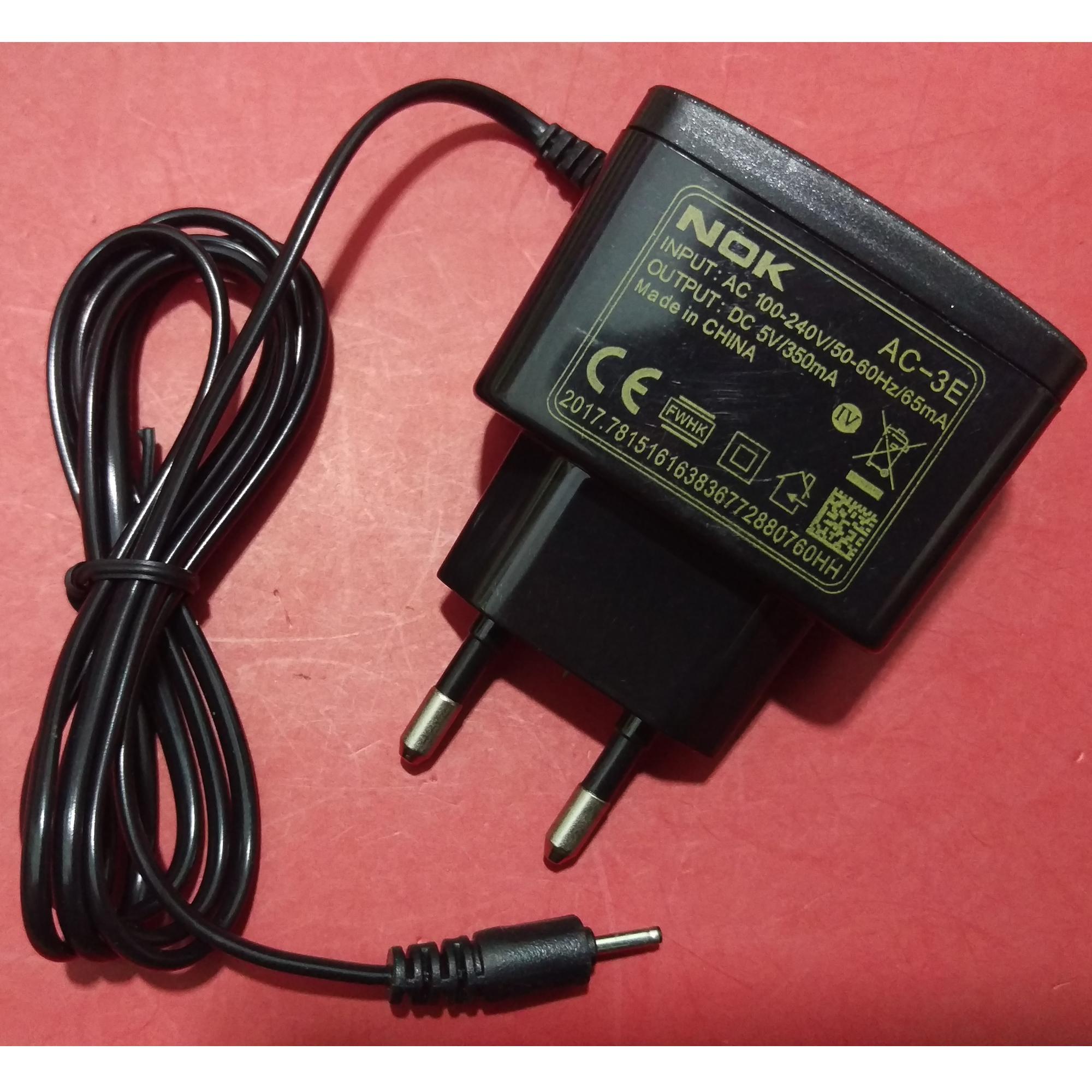 Sạc Zin Cho điện thoại Nokia chân nhỏ - Chân Kim N1280-N1200-N6300