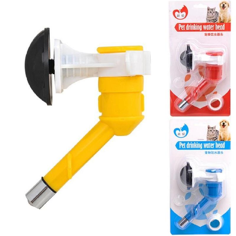 Vòi uống nước tự động cho Pet, Vòi uống nước tự động, Vòi nước uống gắn chuồng bán tự độngcho Chó Mèo gắn chuồng(Màu ngẫu nhiên)