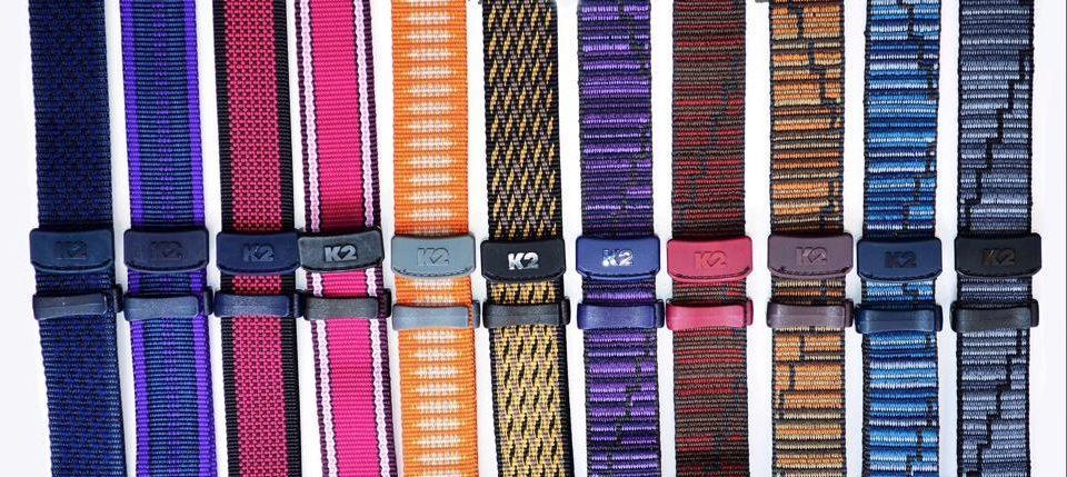 Thắt lưng (dây nịt) K2 màu ngẫu nhiên