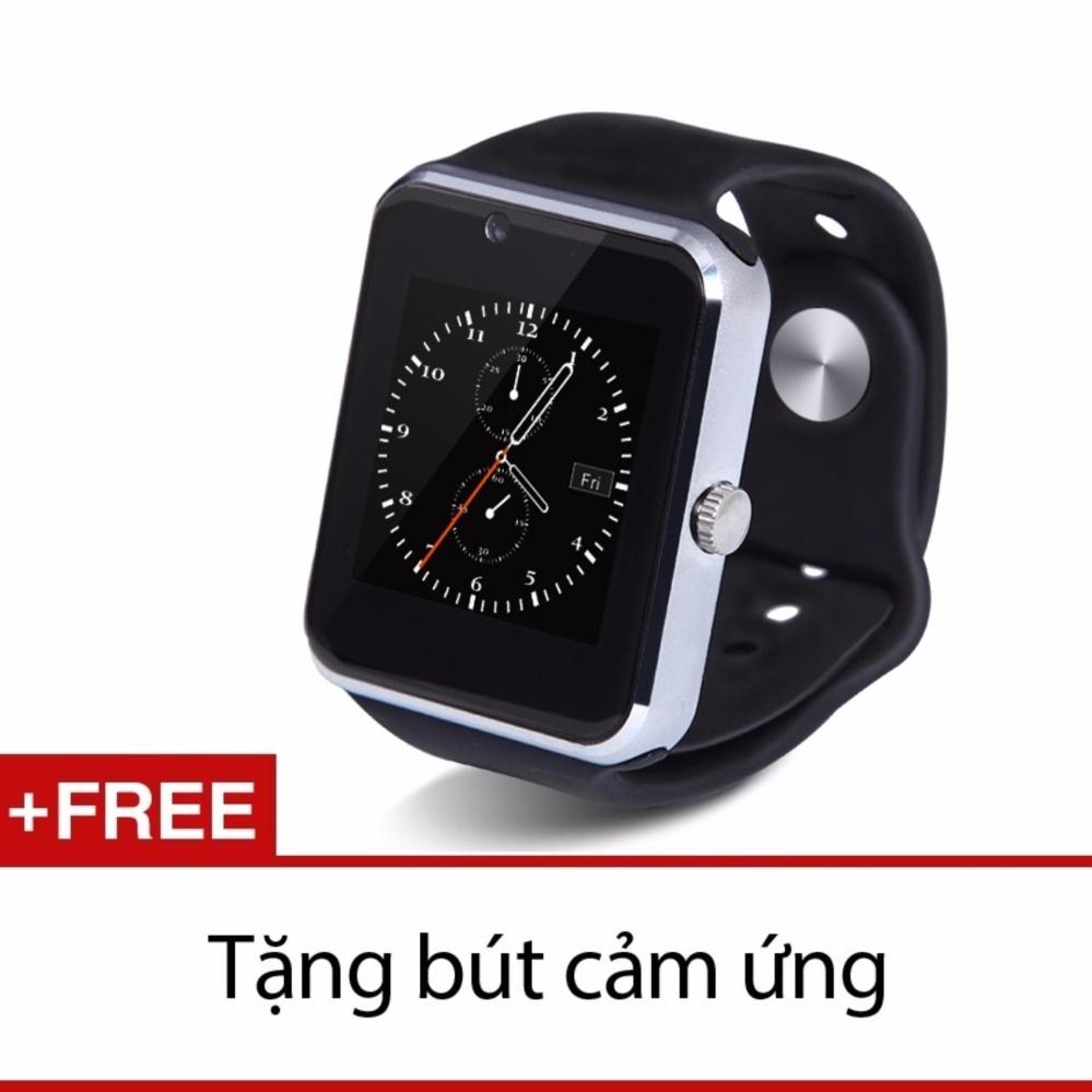 Đồng hồ thông minh C PLUS đời 2017 + Tặng bút cảm ứng