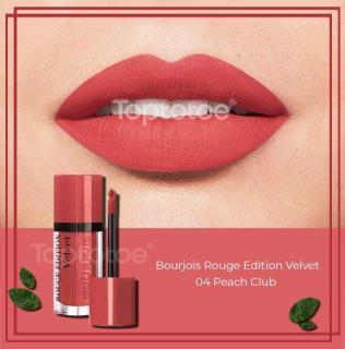 Son Lì Bourjois Rouge Edition Velvet 7.7ml thumbnail