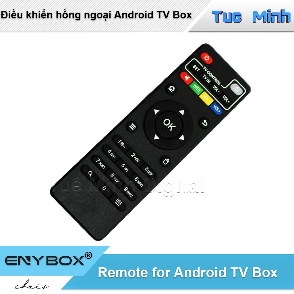 Điều khiển hồng ngoại Remote cho Android TV Box
