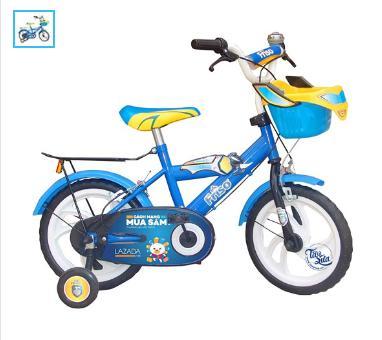 Xe đạp cho bé (14 inch) - quà tặng từ sữa friso
