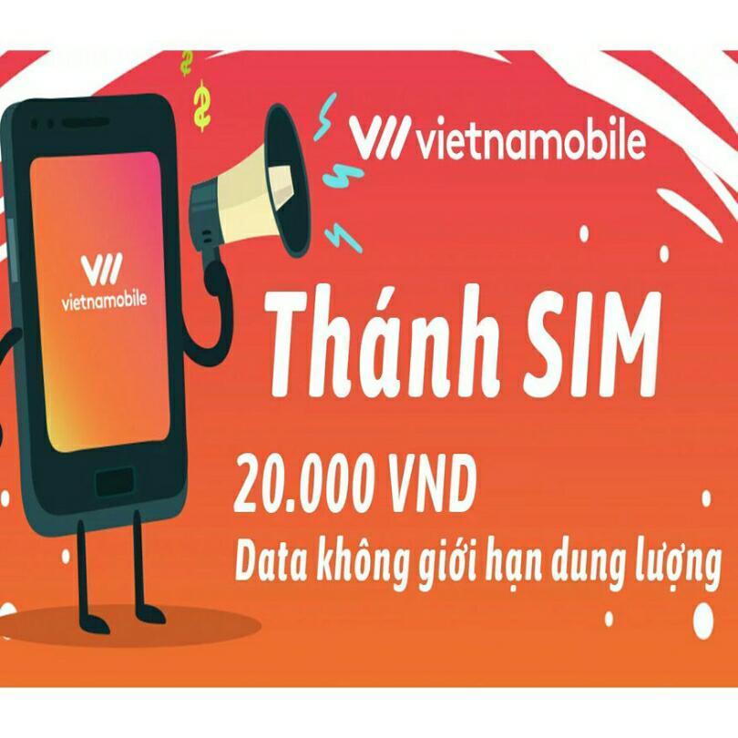 Thánh sim 3G Vietnamobile - 11 số miễn phí lên mạng