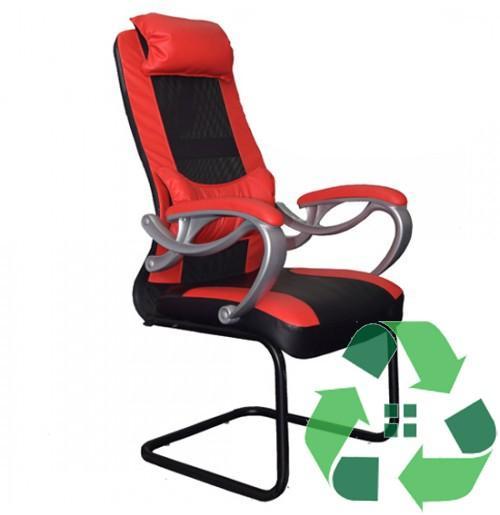 Ghế Chơi Game EMM3534 (Đỏ)