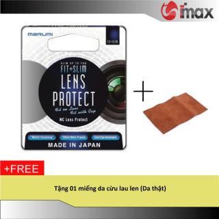 Kính lọc Filter Marumi Fit & Slim Lens Protect 58mm (Hoằng Quân) thumbnail
