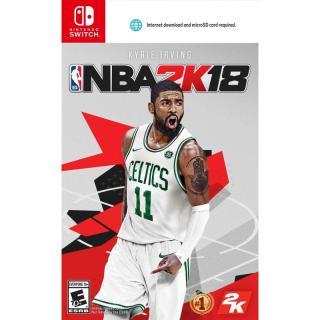 Đĩa game Nintendo Switch NBA 2018 Switch thumbnail