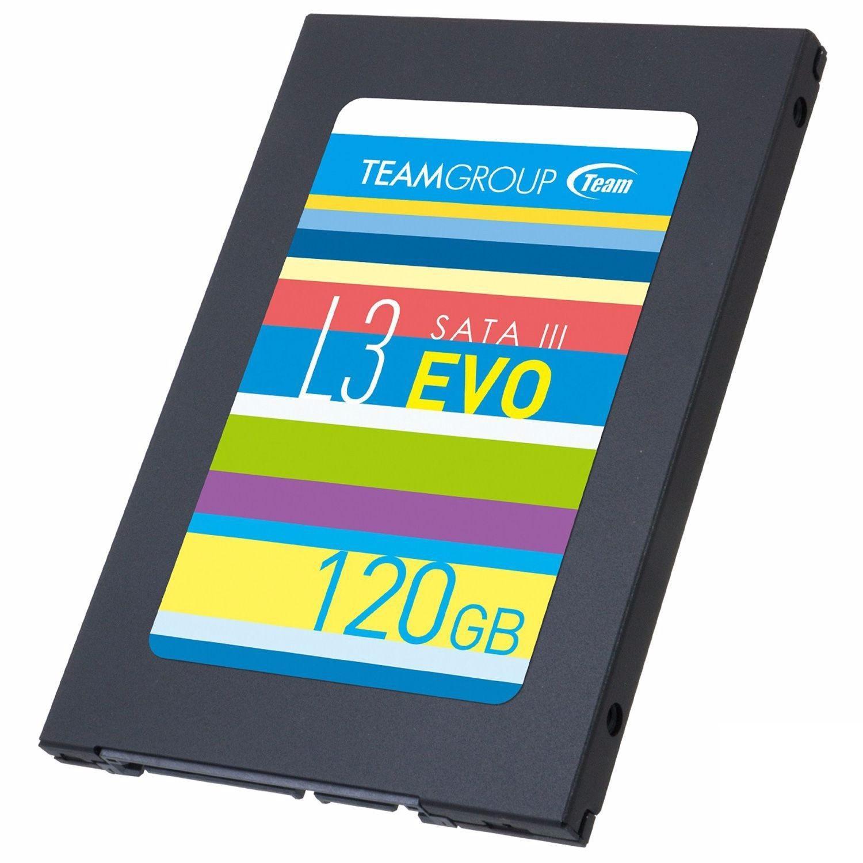 Ổ cứng SSD Team Group L3 EVO Sata III - 120GB 1000001289