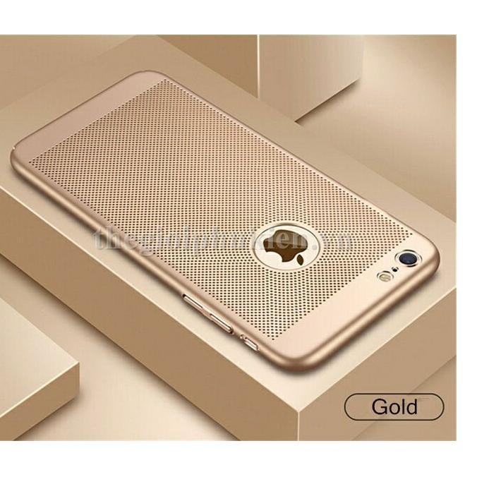 Ốp lưng tản nhiệt dạng lưới cho điện thoại 6 Plus/ 6S Plus - Hàng nhập khẩu