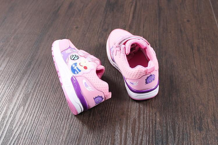 Giày Thể Thao Cho Bé Gái Size 28-33 Rs129