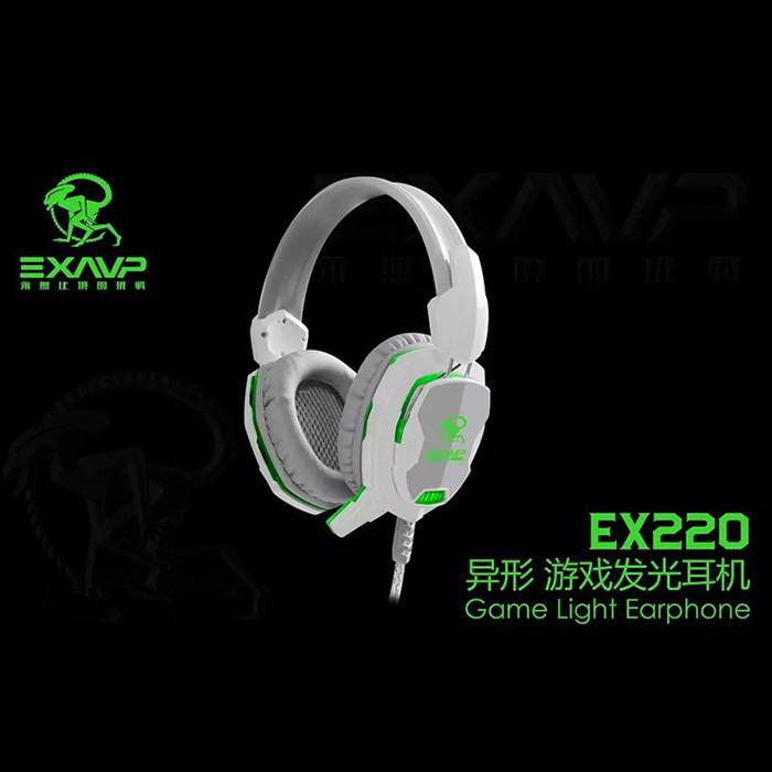 HEADPHONE  EX220-LED-BOX