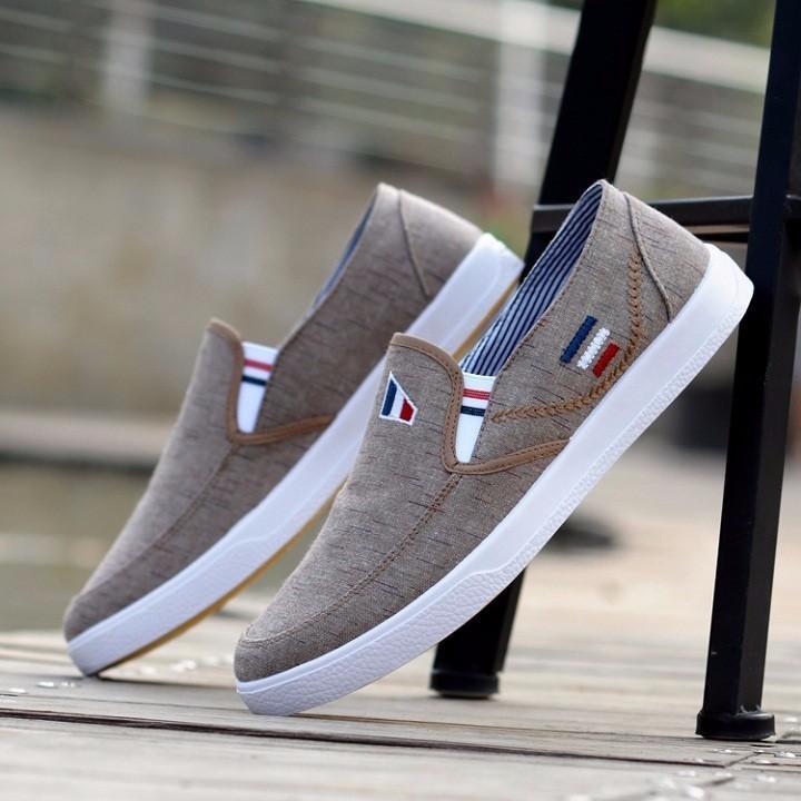 Giày lười nam thời trang và lịch lãm phong cách Hàn Quốc ( SP13 )