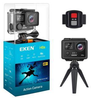 Camera hành trình H6S phiên bản mới nhất tặng kèm kính lọc đỏ thumbnail