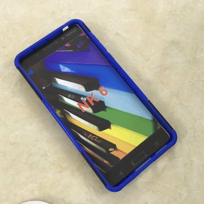 Nokia 6 2017 - Ốp lưng điện thoại chống sốc 2 lớp