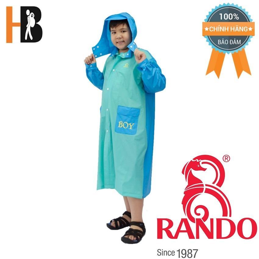 Áo mưa Teen Good Boy Rando CPPM-11 Size 1 1.45 – 1.50 m