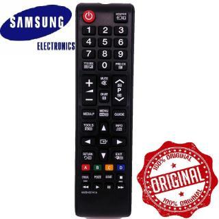 REMOTE ĐIỀU KHIỂN TIVI SAMSUNG LED LCD AA59 dùng 2 viên pin AAA sử dụng ngay không cần cài đặt (ĐEN-NGẮN) thumbnail