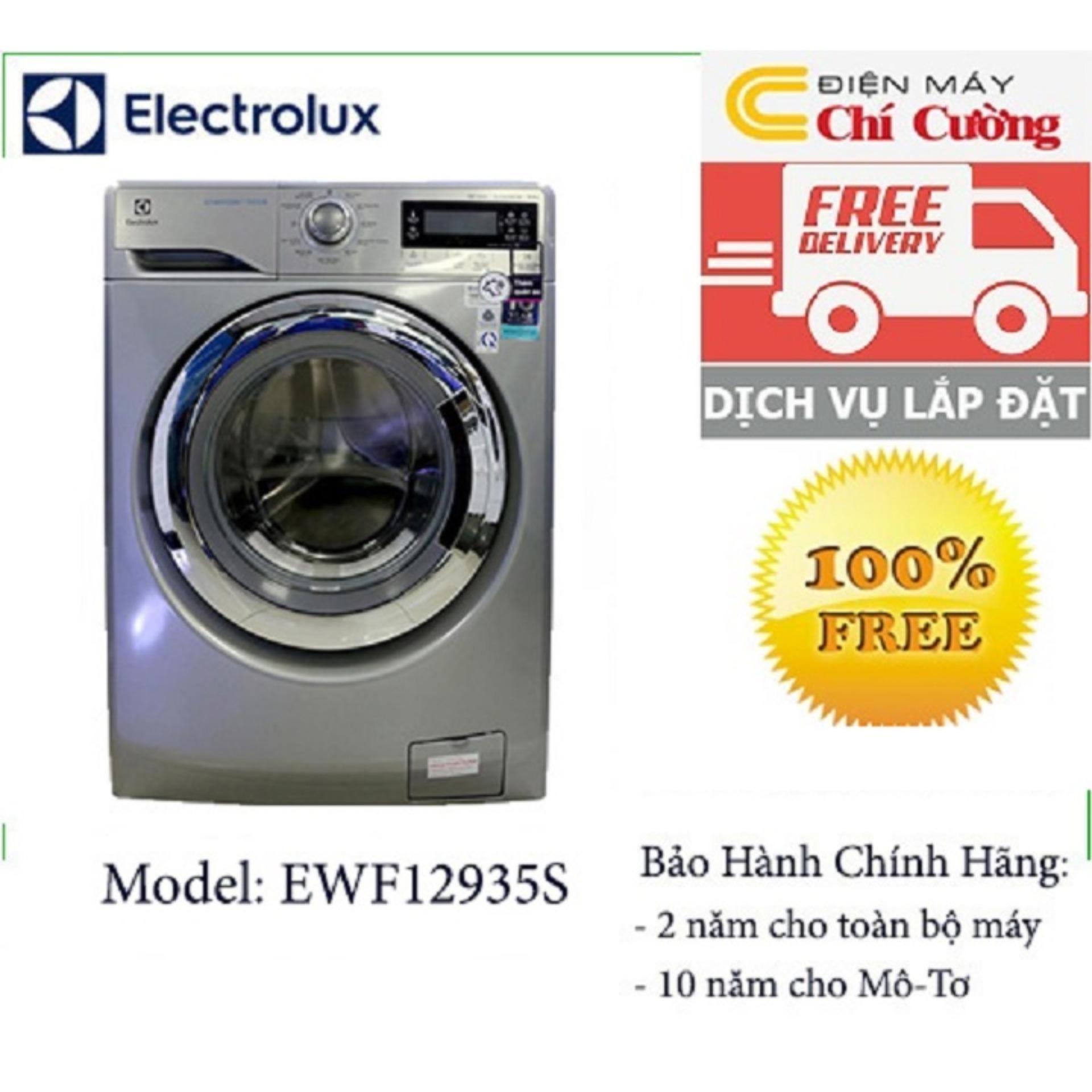 Máy giặt Electrolux EWF12935S 9.5 Kg
