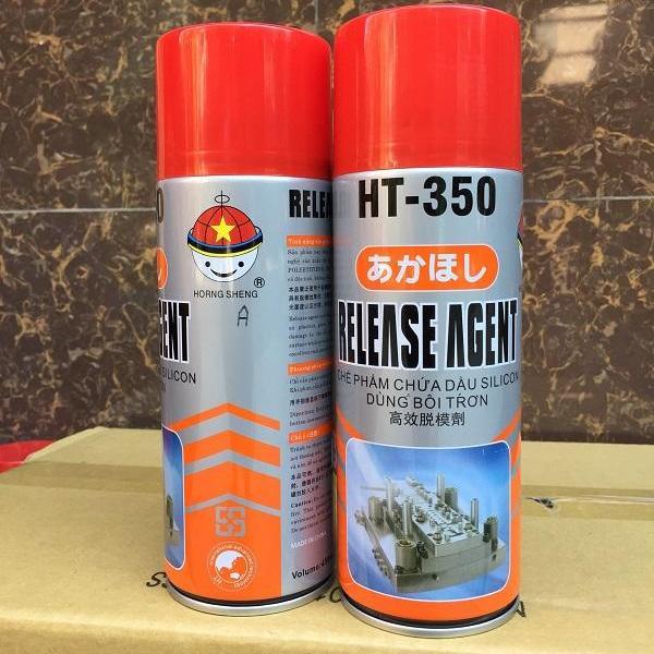 Dầu xịt SILICON Tinh dầu cao HT_350A cách khuôn nhiều lần