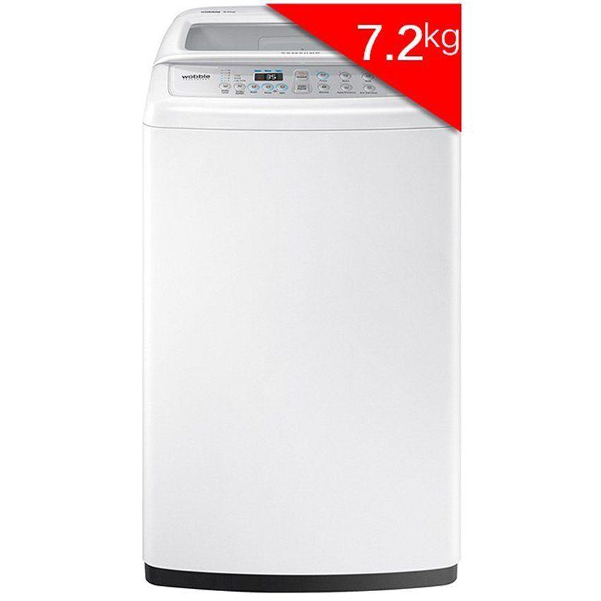 Máy Giặt SamSung 7.2Kg WA72H4000SW
