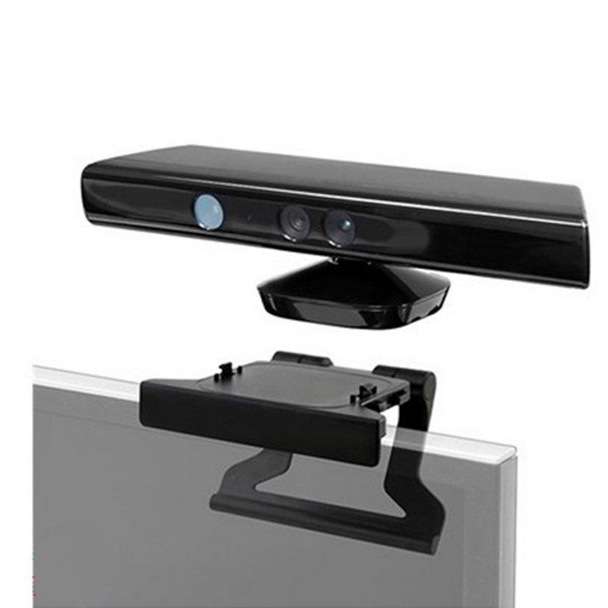 UINN TV Clip Mount Mounting Stand Holder for Microsoft Xbox 360 Kinect Sensor
