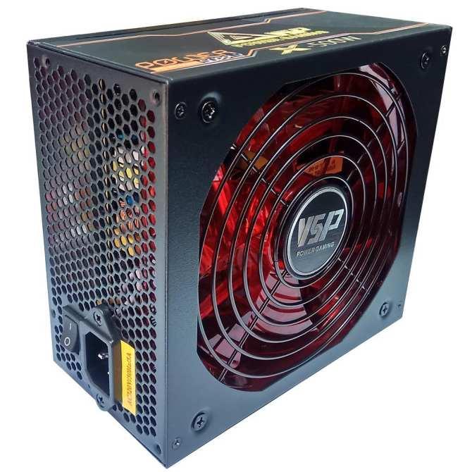 Nguồn máy tính VSP A500W Công Suất Thực Chuyên Game