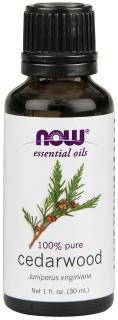 Tinh dầu gỗ Tuyết Tùng, NOW Solutions Cedarwood Oil, 30ml thumbnail