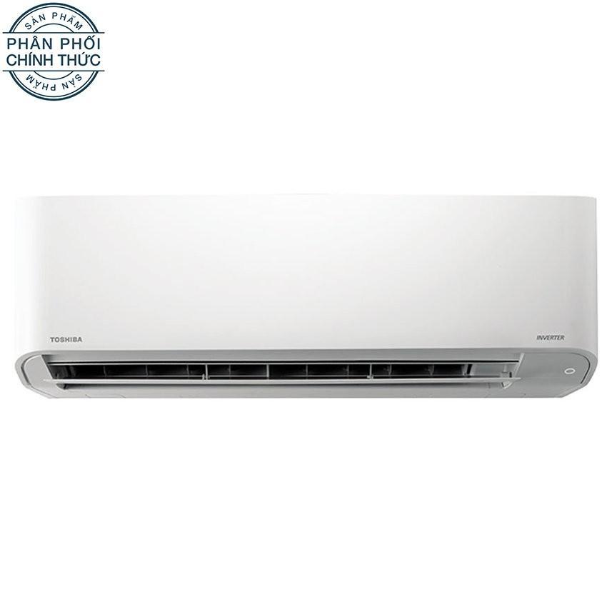 Máy Lạnh Toshiba Inverter RAS-H10PKCVG-V 1.0HP (Trắng)
