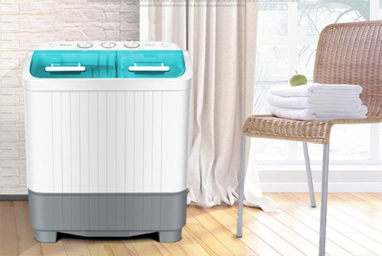 máy giặt mini AUX XPB56-88H 2 lồng giặt