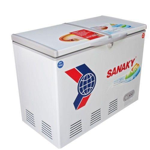 Tủ đông dàn đồng Sanaky VH-2299A1 ( 1 Ngăn Đông 220 Lít )