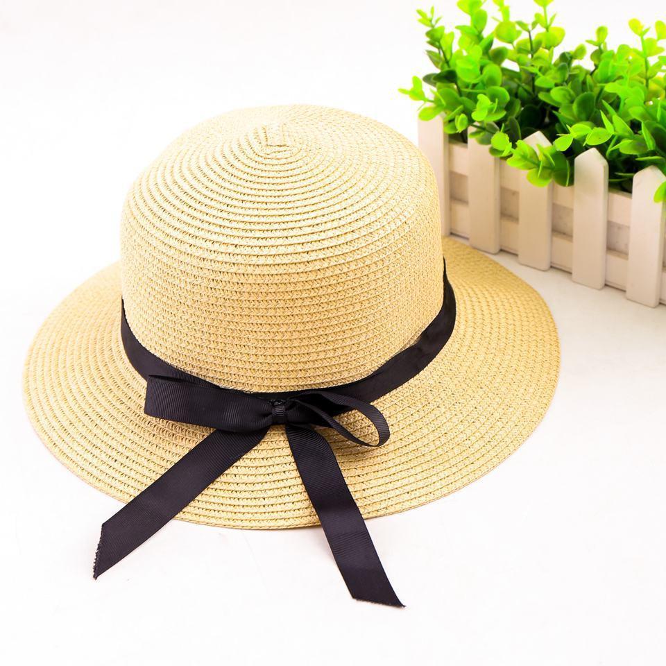Nón - Mũ cói đi biển