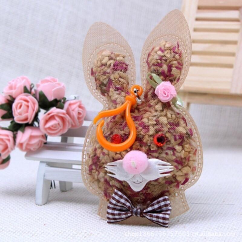 Túi thơm hình thỏ kháng khuẩn treo tủ quần áo chống ẩm mốc
