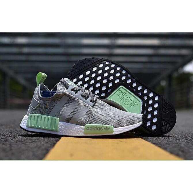 Hình ảnh giày adidas nmd xanh lá