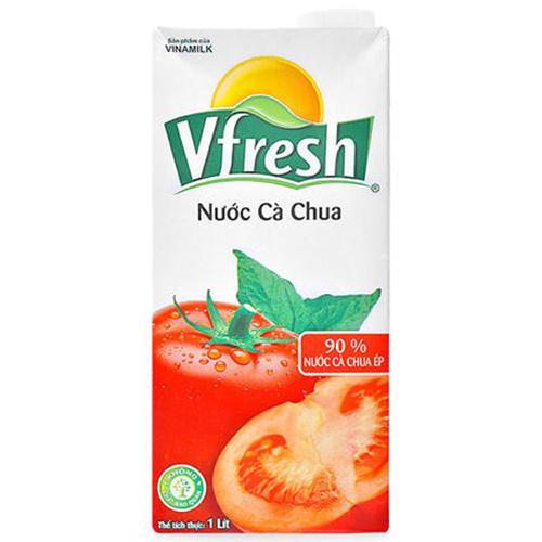Nước ép cà chua VFresh Necta hộp 1 lít