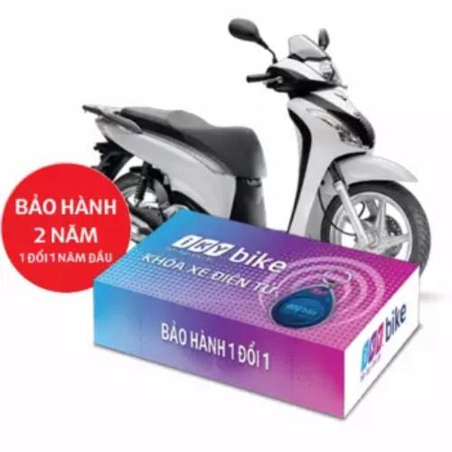 Khóa chống trộm xe máy Iky Bike - Hàng chính hãng - Bảo hành 1 đổi 1