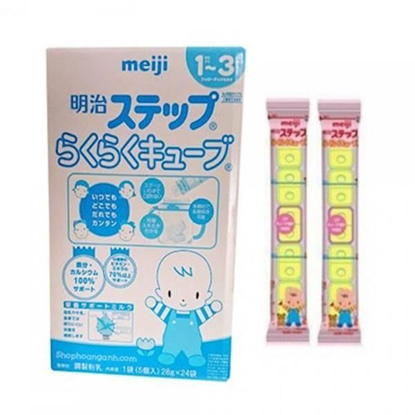 combo 10 thanh Sữa Meiji thanh số 1