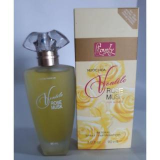 Nước hoa Ventilo Rose Musk VIỆT NAM 90ML thumbnail