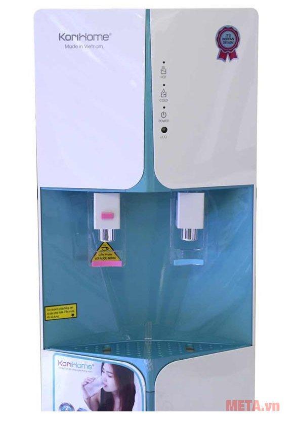 Bình nước nóng lạnh Korihome WDK-688UB