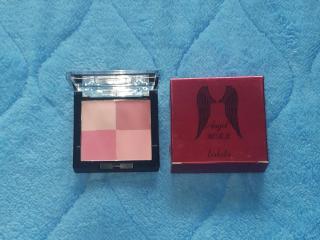 Phấn má hồng 01 ( Hồng ) Balala Angel Work Color Matching Blusher 12g thumbnail