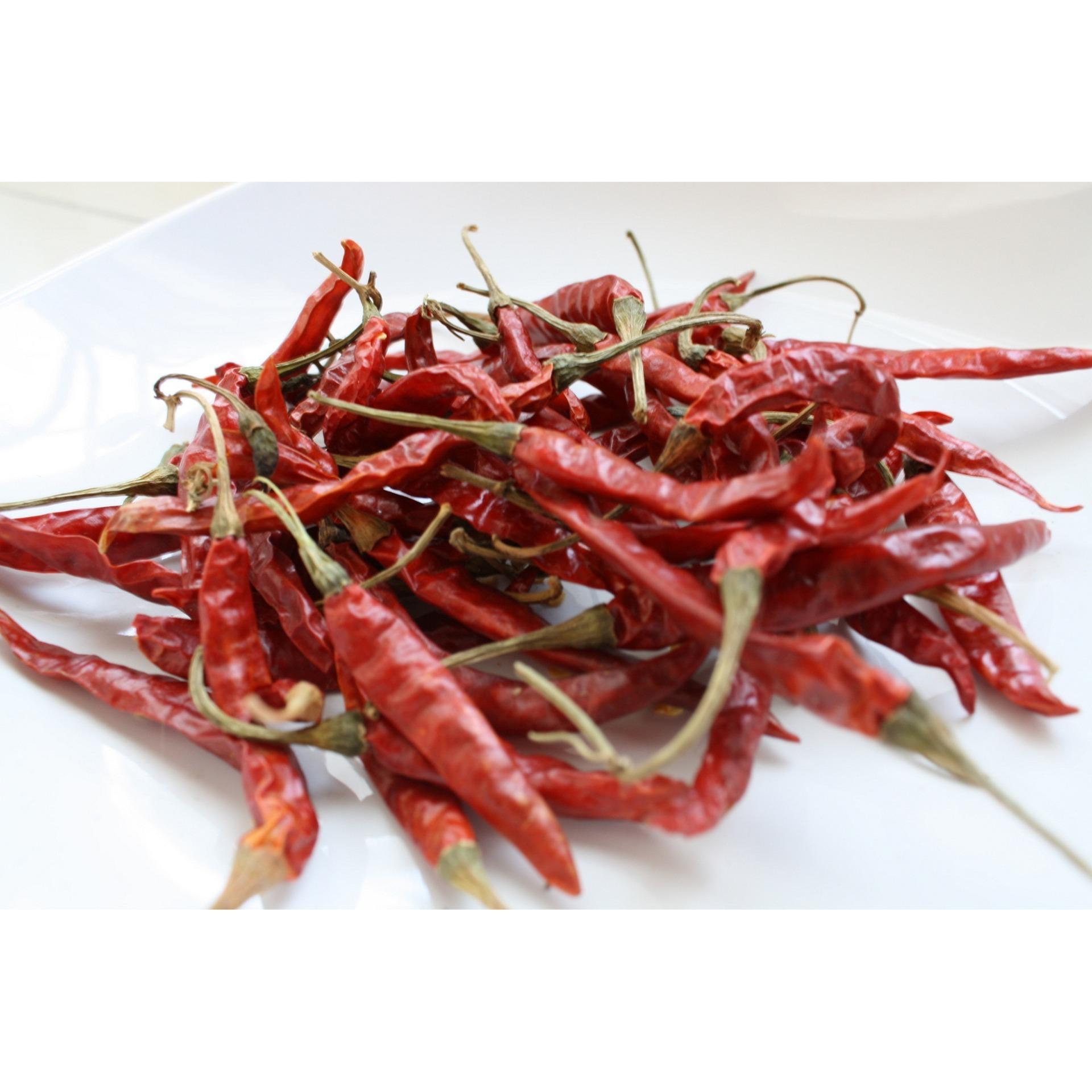 Ớt Đỏ Khô (Siêu cay siêu thơm ngon) 500g