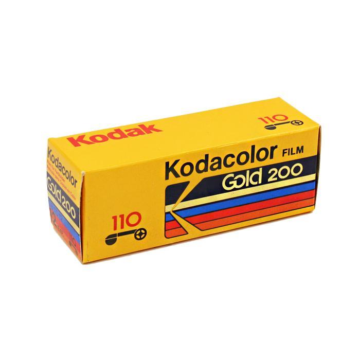 Phim Màu Kodak Gold 200