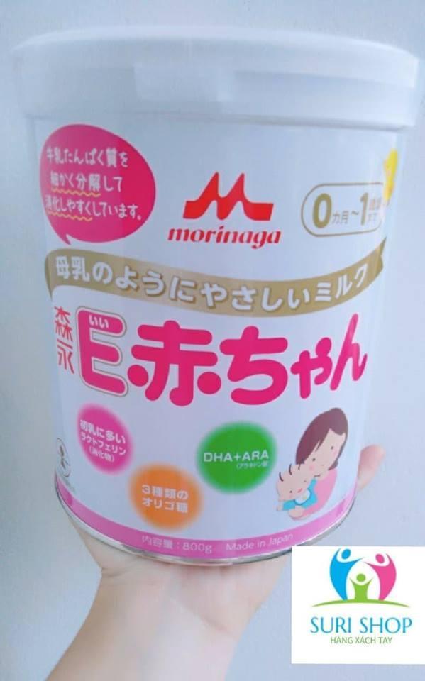 Sữa Non MORINAGA E-AKACHAN