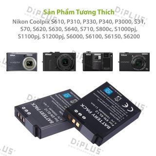 Pin máy ảnh Nikon EN-EL12 Nikon Coolpix S9900 9700 9500 9400 9300 9200 9100 9050 8200 8100 800C 8000 710 70 31 6300 6200 6150 6100 6000 640 630 620 610 1000pj 1100pj 1200pj P300 310 330 340 AW100 100s 110s 110 120 130 A900 W300 Nikon Key Mission 360 thumbnail