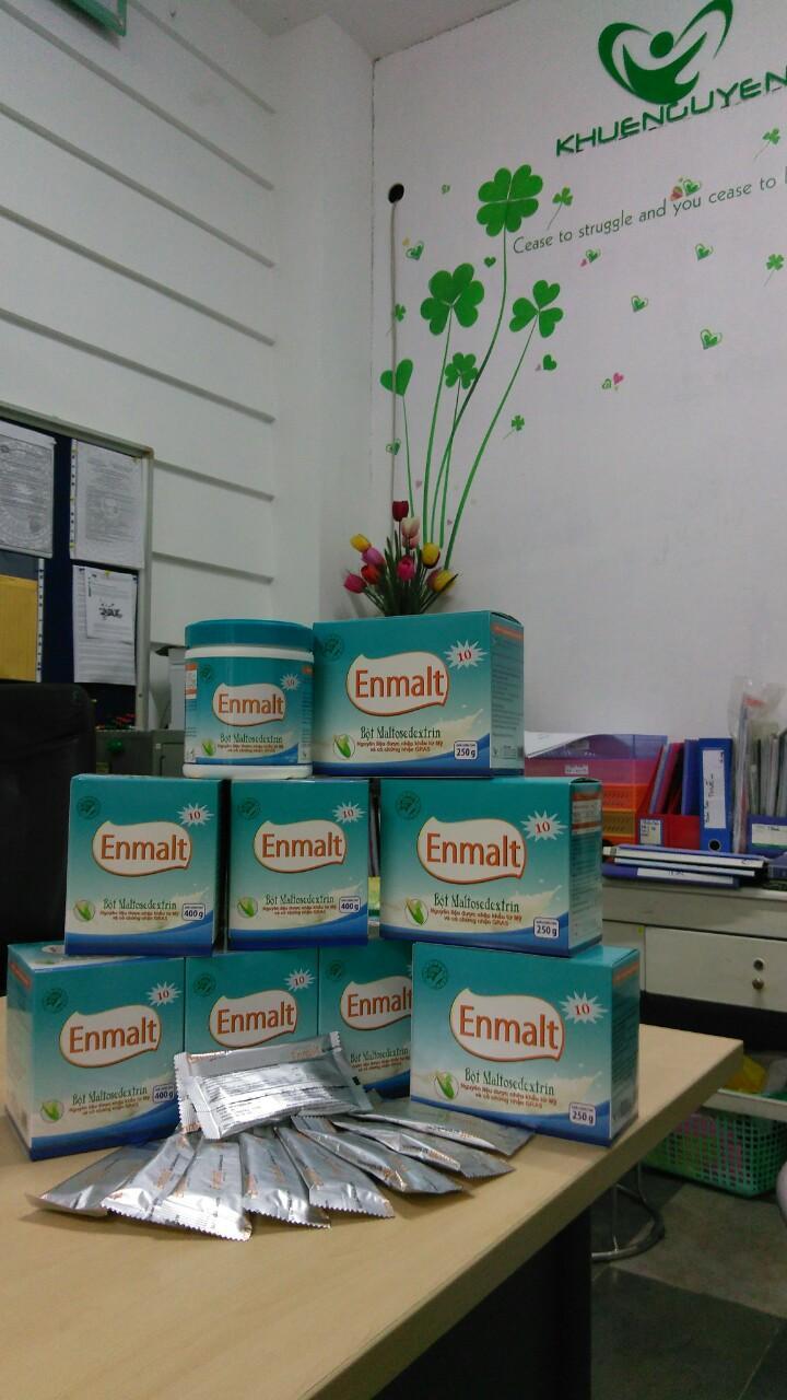 Bột Enmalt - Bột tăng cân cho trẻ
