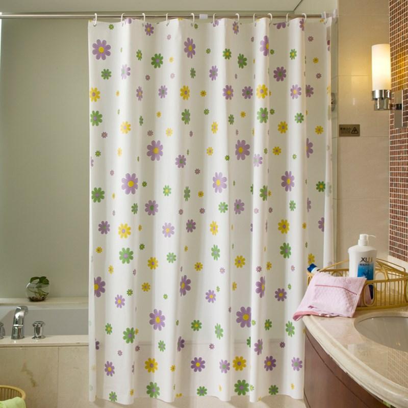 Rèm cửa, ghi đô,rèm họa tiết nhà tắm siêu bắt mắt + Tặng thẻ tích điểm nhận quà tại các gian hàng