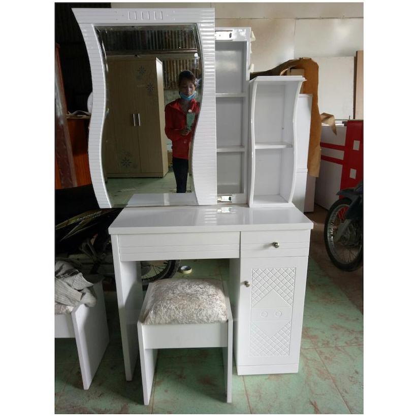 Bàn Trang Điểm Kèm Ghế Mina Furniture Mn-Bpmdf-20
