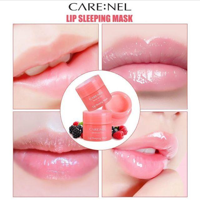 Mặt Nạ Ngủ Môi Carenel Special Lip Sleeping Mask 6G