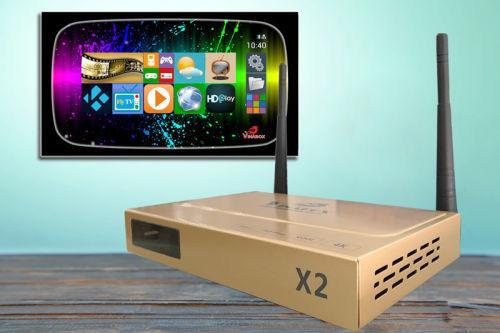 Mua box tivi, Android Tv box hiện đại Vinabox X2 Ram 1G Rom 8G cực rẻ   Bảo hành 12 tháng uy tín   MS:052
