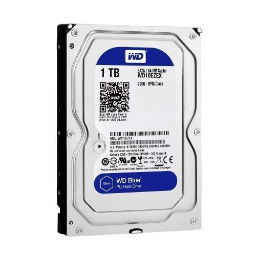 Ổ cứng HDD WD10EZEX WESTERN 1TB SATA3 FOR PC BLUE